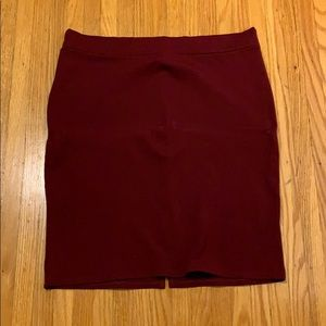 Charlotte Russe Pencil Skirt - Size XL